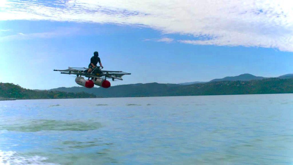 Larry Page Carro Voador