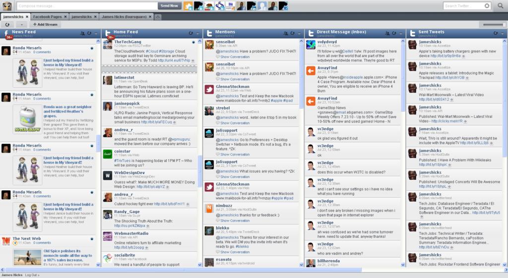 ferramentas de gestão e marketing hootsuite