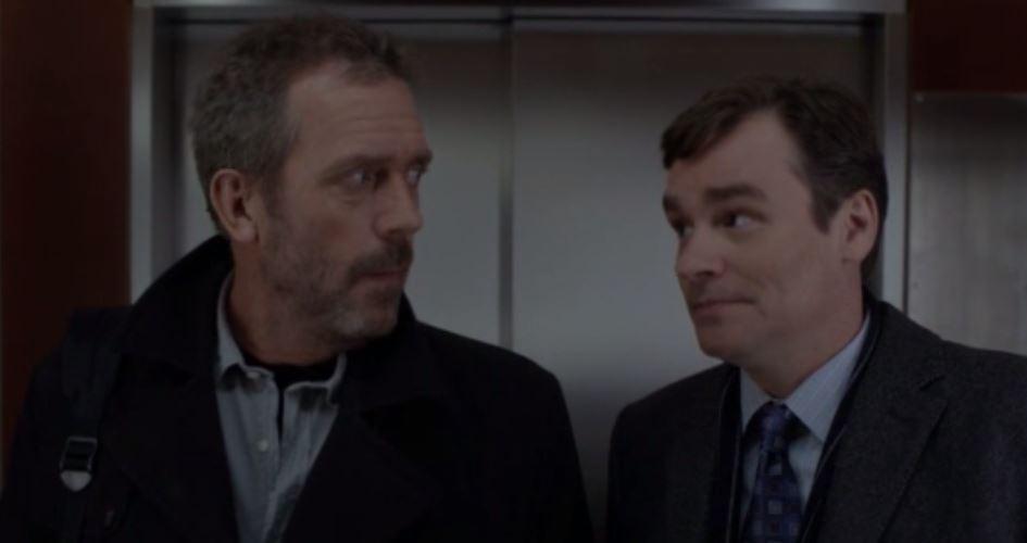Elevator Pitch como vender suas ideias em apenas um minuto House e Wilson