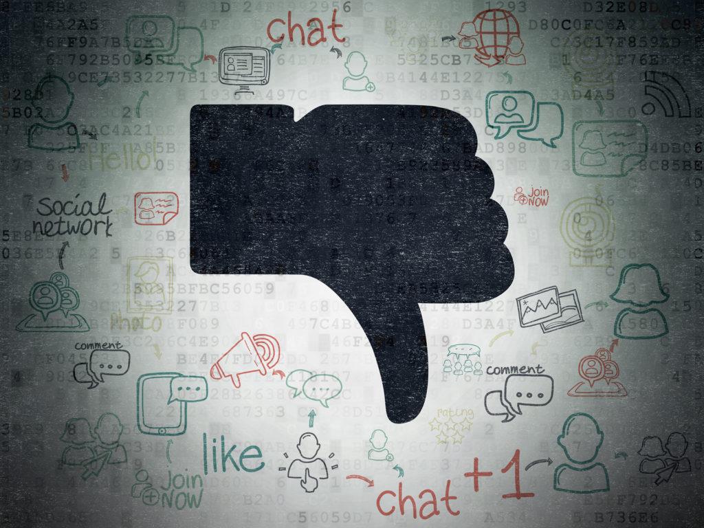A exposição nas redes sociais será um grande problema na aplicaçao do Direito ao Esquecimento