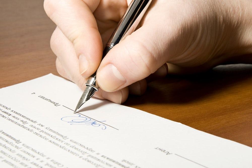 Contrato de franquia
