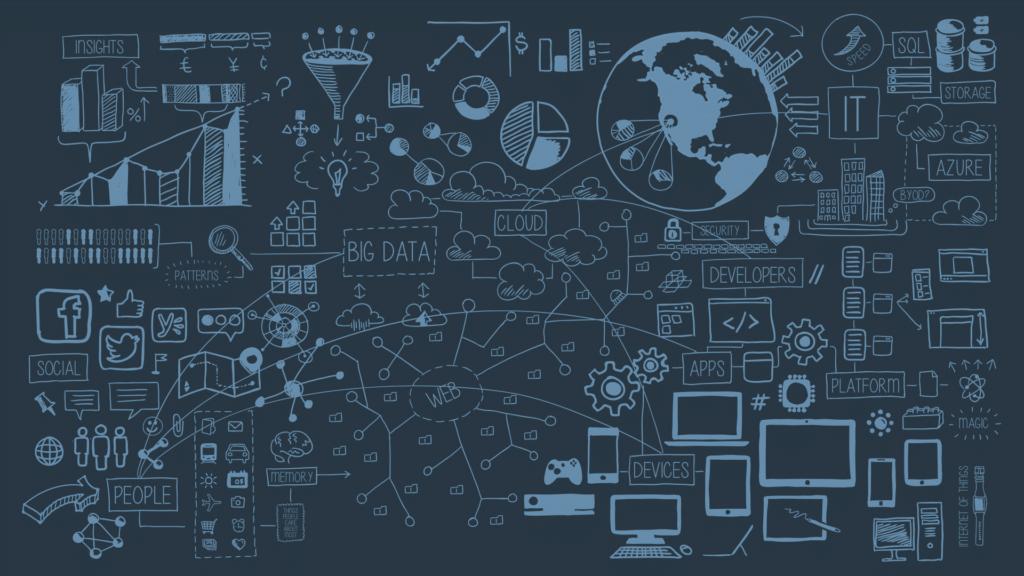 O futuro dos dados das empresas encontra a análise preditiva