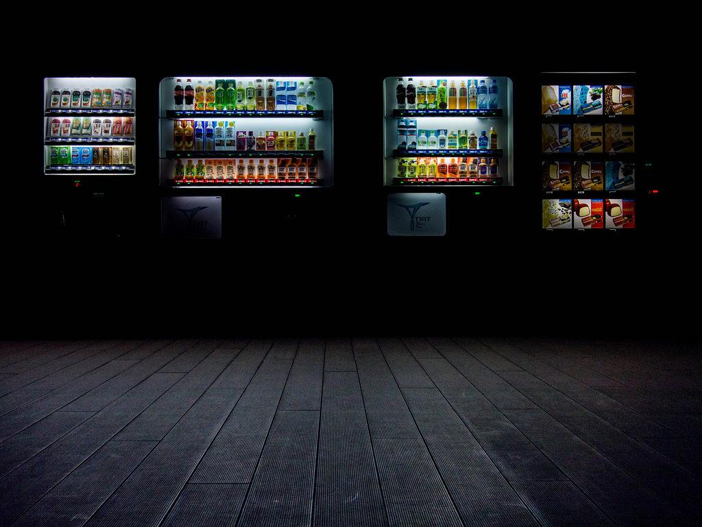 vending machines prometem invadir o mercado