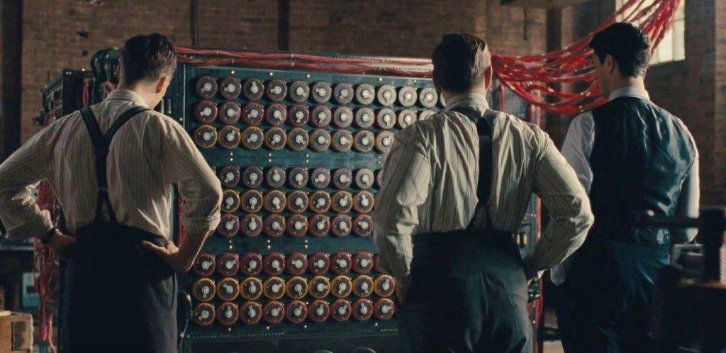 Como mostrado no filme Jogo da Imitação a inteligencia artificial dava seu passo decisivo