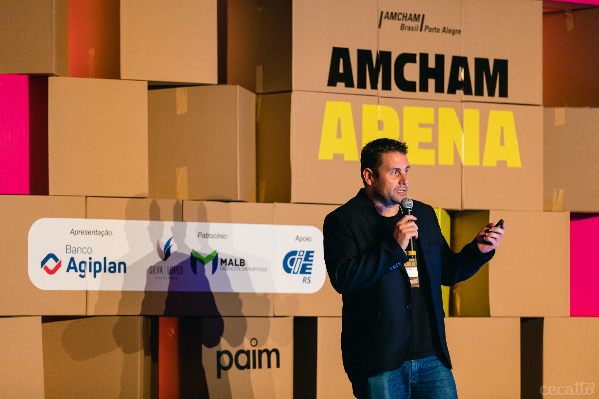 Amcham Arena: Inovação e disrupção dão o tom da batalha de startups
