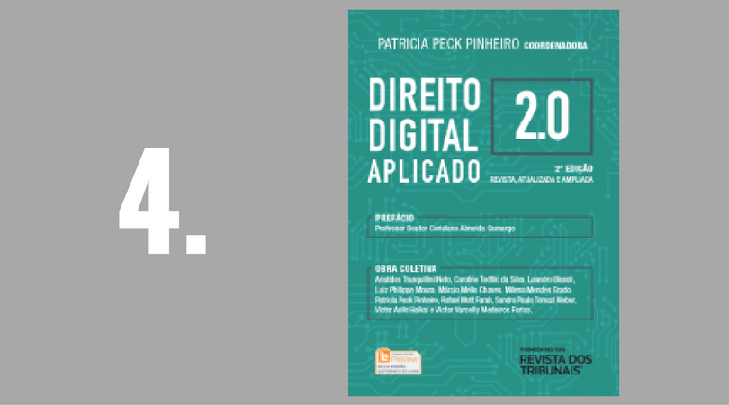 Direito Digital Aplicado 2.0 - 2ª Ed. 2016 - Patrícia Peck Pinheiro - Thomson Reuters