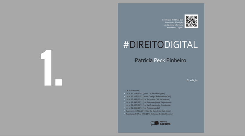 Direito Digital - 6ª Ed. 2016 - Patrícia Peck Saraiva