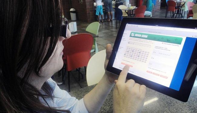 Caixa permitirá apostas online em 9 loterias