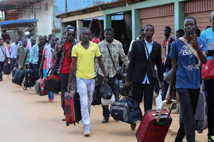Lei da Migração