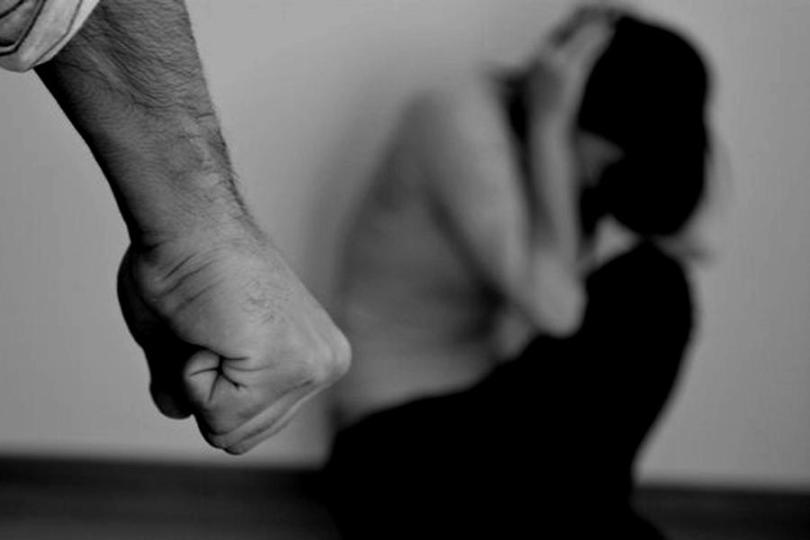 Mulheres vítimas de violência