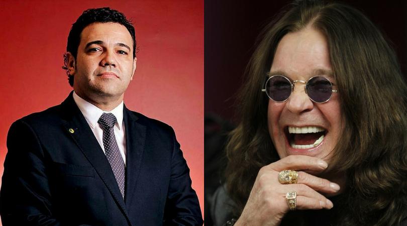 """O PL de Marco Feliciano prevê a proibição à """"profanação de símbolos sagrados"""" em apresentações ao vivo ou mostras de arte."""