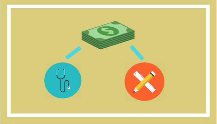 Dinheiro público recuperado após desvio pode fortalecer Saúde e Educação