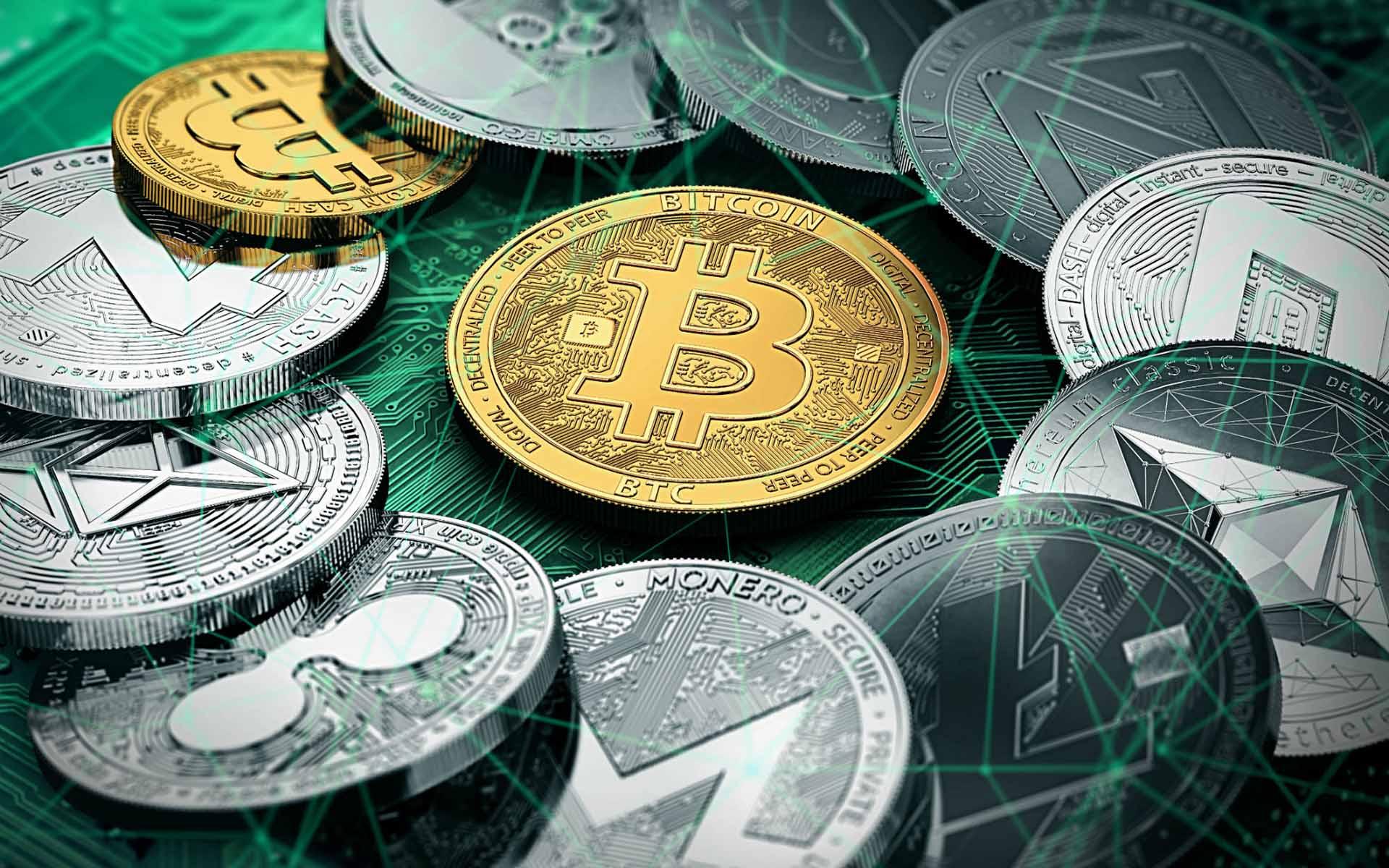 Investir em moedas virtuais diversificadas pode render mais lucros