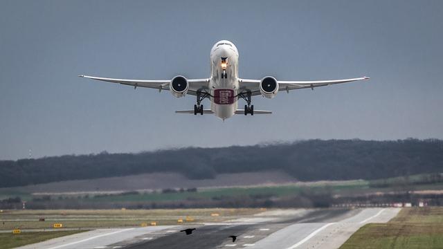 passageiros de avião