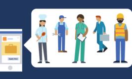 Nova ferramenta do Facebook permite divulgar e encontrar vagas de emprego
